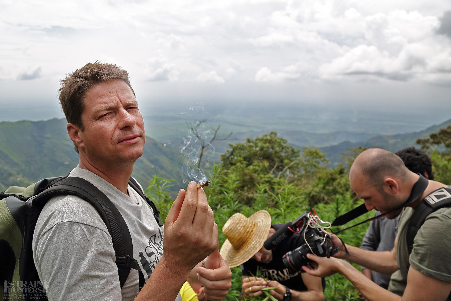 Arjan Roskam - Colombia - Kings of Cannabis - VICE.com