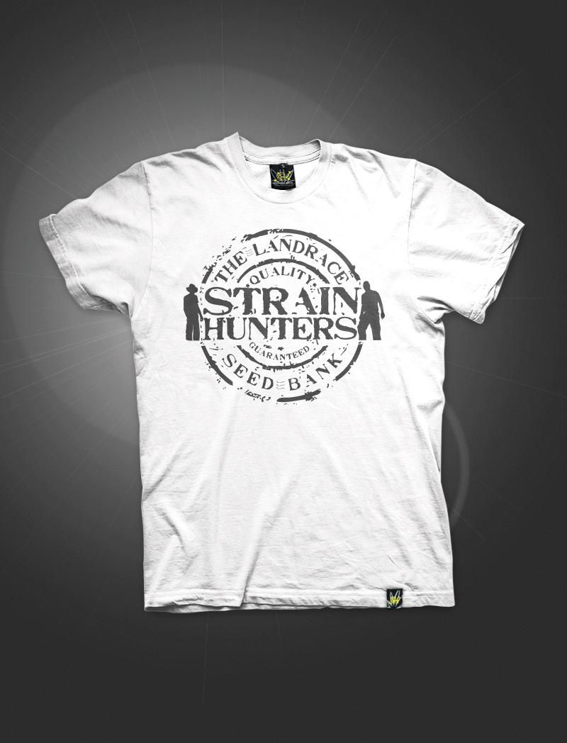 Strain Hunters Seed Bank | White