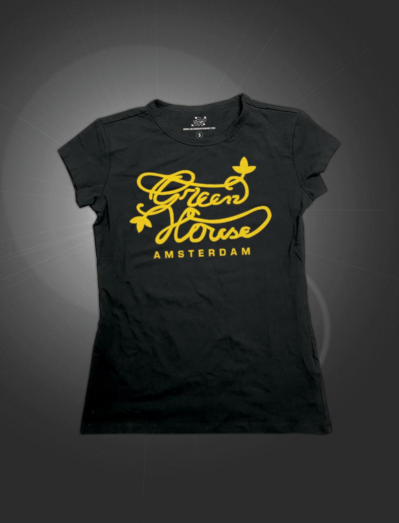 Green House Female T-Shirt