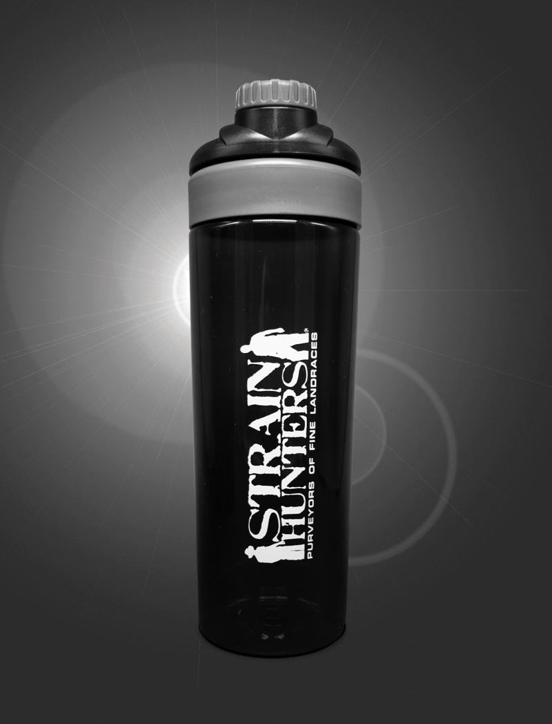 Strain Hunters | Sports Bottle