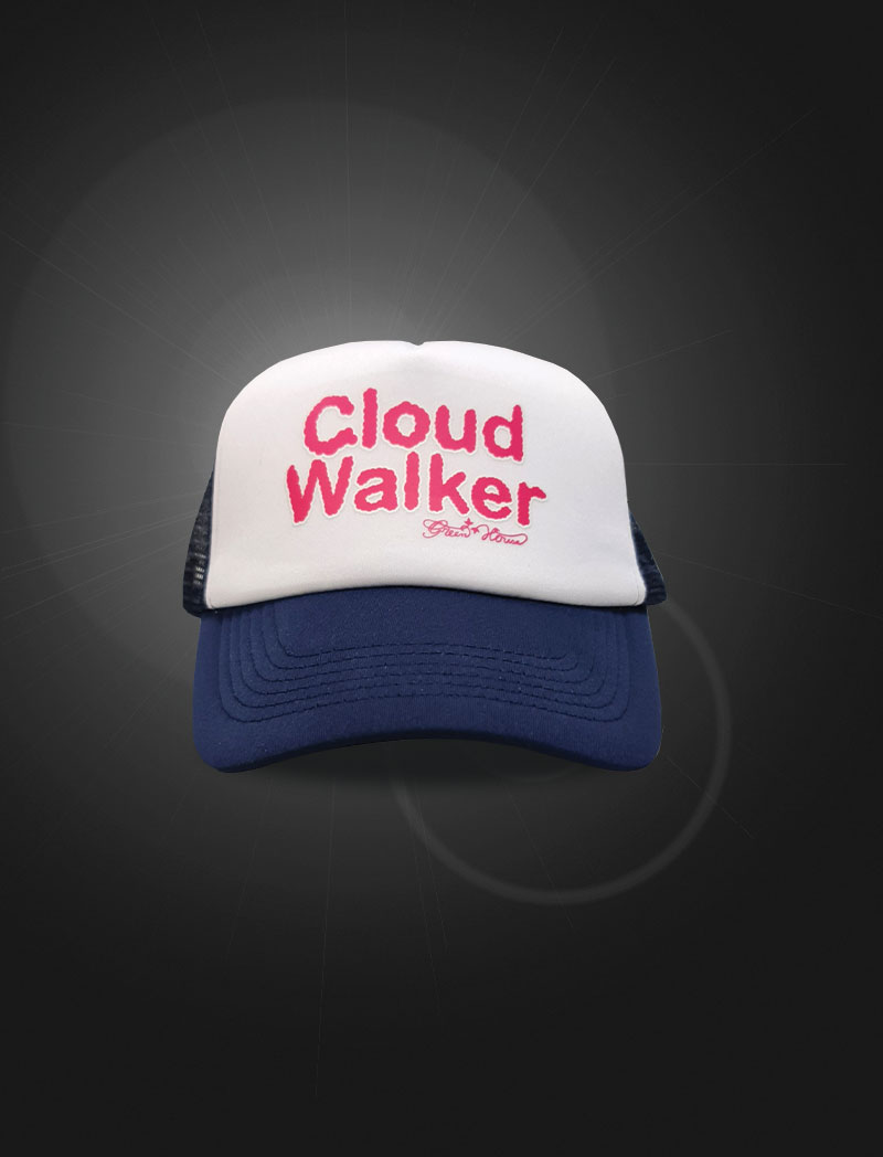 Cloud Walker - Tracker Hat