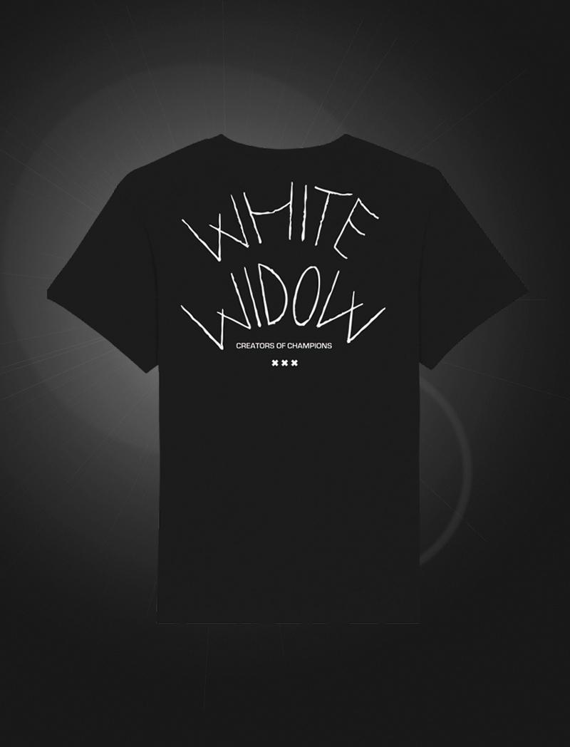 Creators of Champions T-shirt White Widow