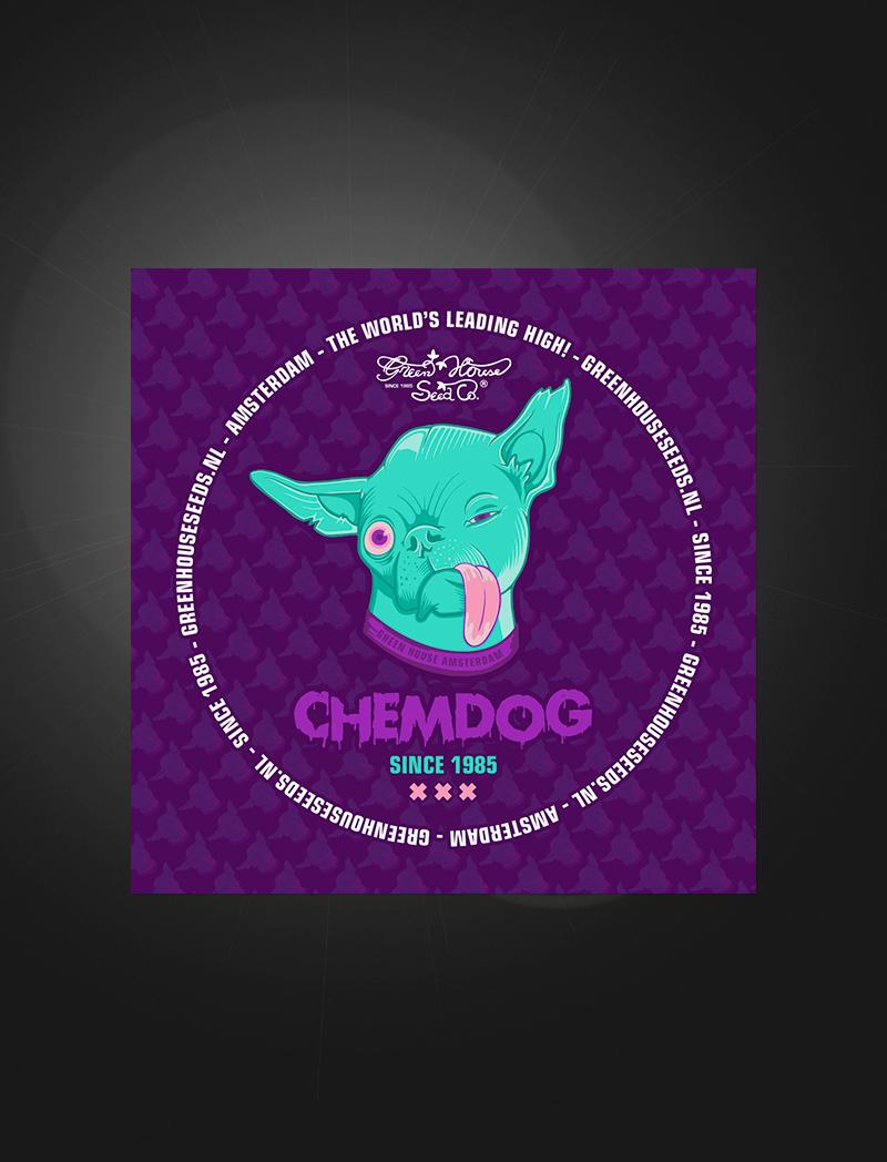 Chemdog   Sticker