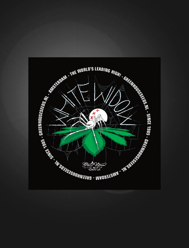 White Widow   Sticker