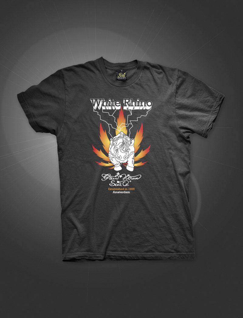 White Rhino | Black