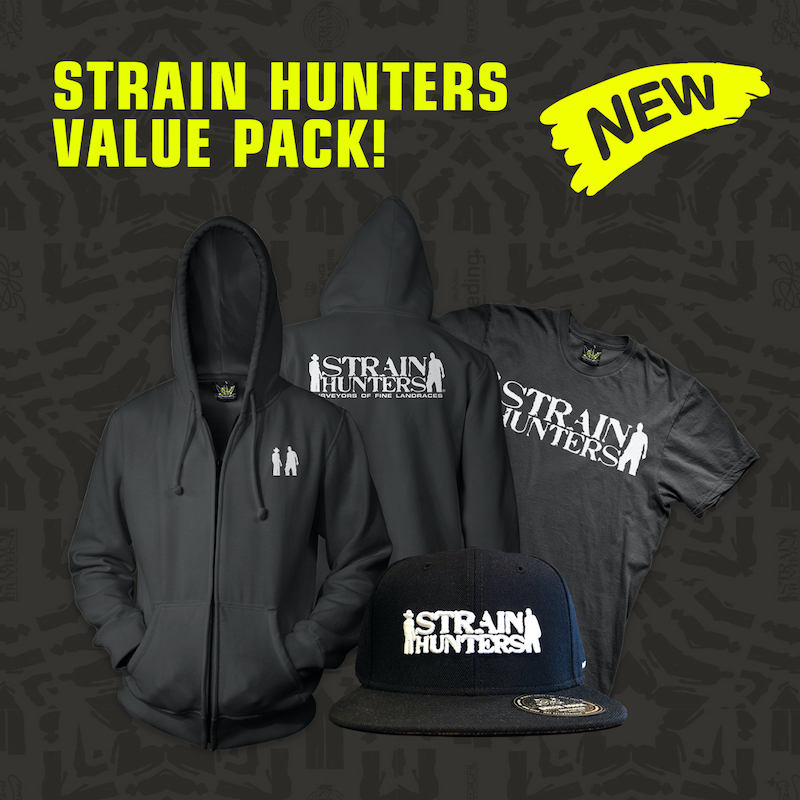 Strain Hunters Value Pack