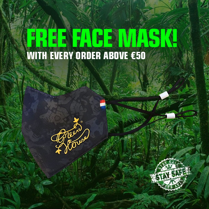 free GH facemask