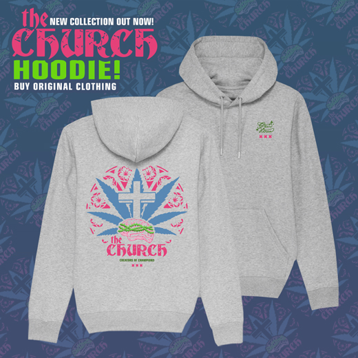 The Church Hoodie