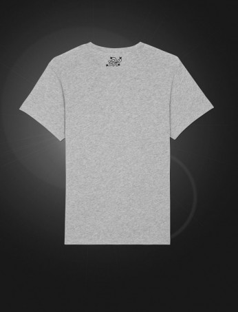 Green House T-shirt Embossed Grey