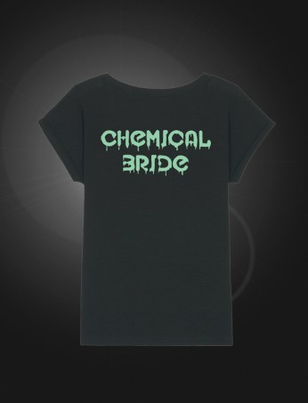 Champions Female T-shirt Chemical Bride