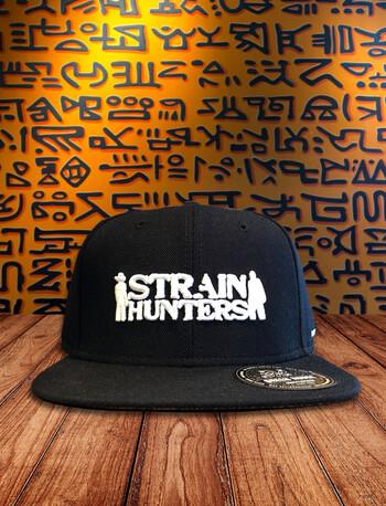 Strain Hunters Snapback