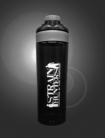 Strain Hunters | Sports Bottle