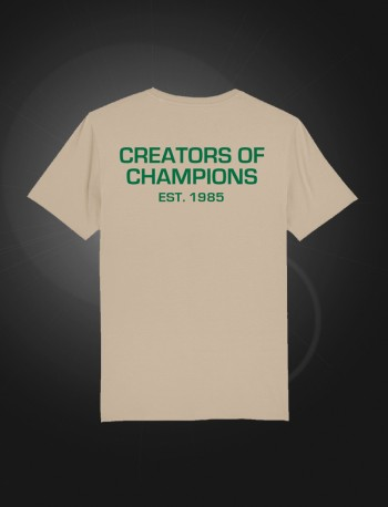 Creators of Champions T-shirt Desert Dust